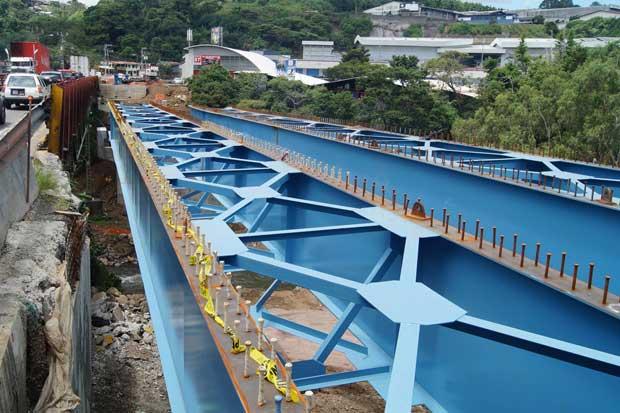 Puente sobre el Río Virilla tendrá cierre nocturno hoy y mañana