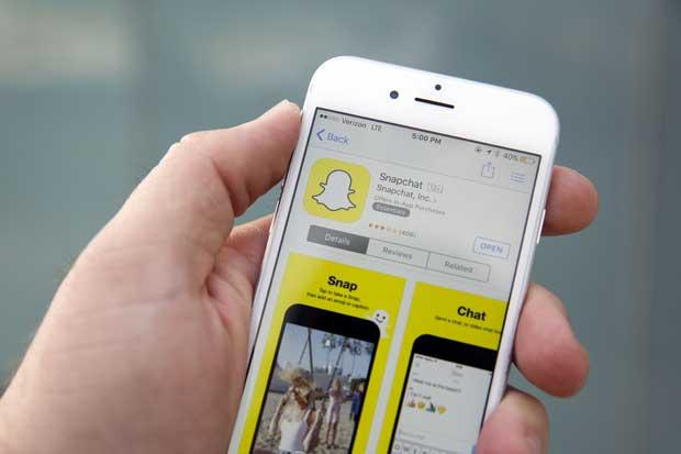 Snapchat agregó sección que le permitirá guardar imágenes