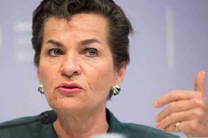 Estos son los 11 competidores de Christiana Figueres para dirigir la ONU
