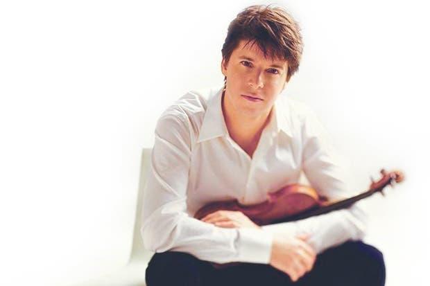 Violinista Joshua Bell promete una noche única