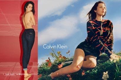 Calvin Klein presentó su nueva campaña