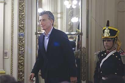 Argentina prevé base de inflación con vuelta a la normalidad