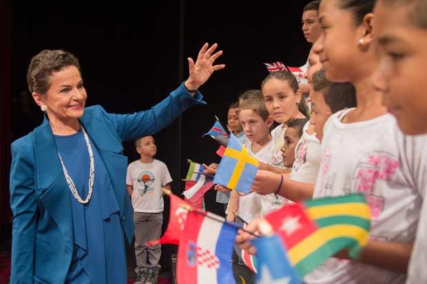 País oficializa candidatura de Christiana Figueres para dirigir la ONU