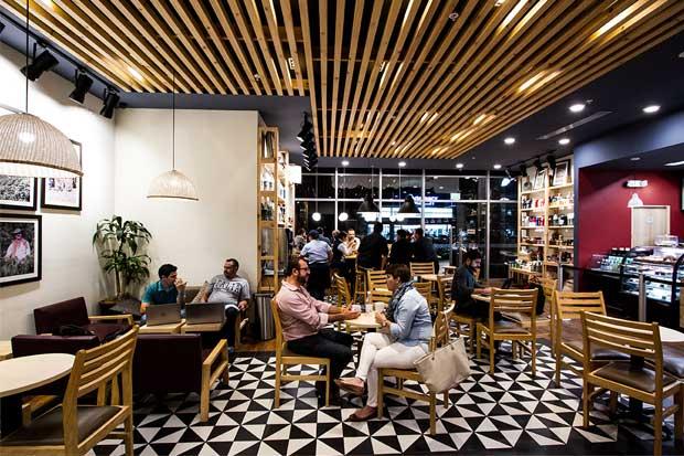 Juan Valdez abrirá hoy su tercera cafetería