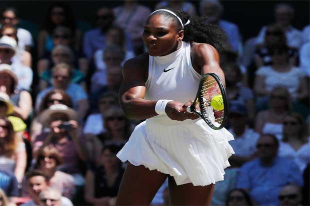 Serena ante Kerber en la final de Wimbledon