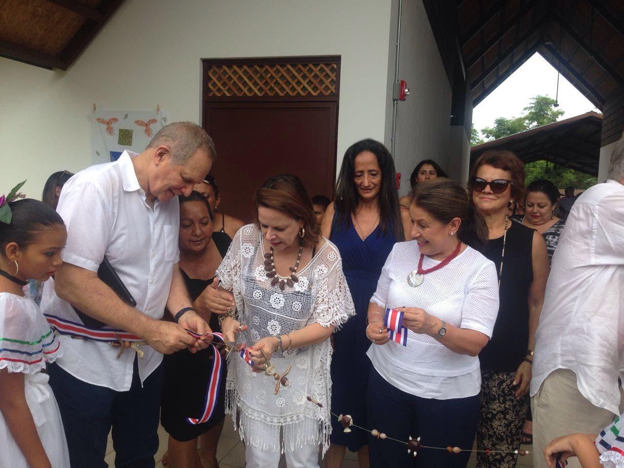 Islita cuenta con nuevo centro educativo gracias a la empresa privada