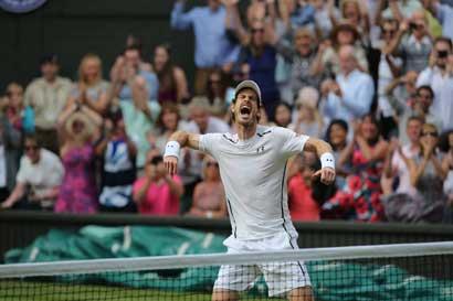 Murray liquida a Raonic y gana Wimbledon por segunda vez
