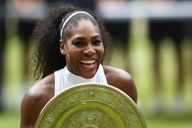 Premio de Serena Williams en Wimbledon vale $380 mil menos por Brexit