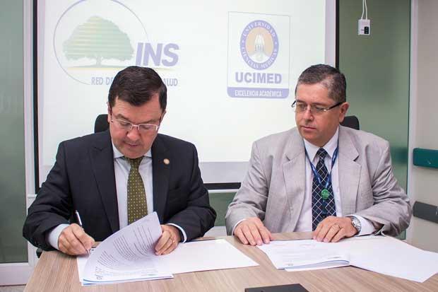 Estudiantes de Ucimed podrán realizar práctica en Hospital del Trauma