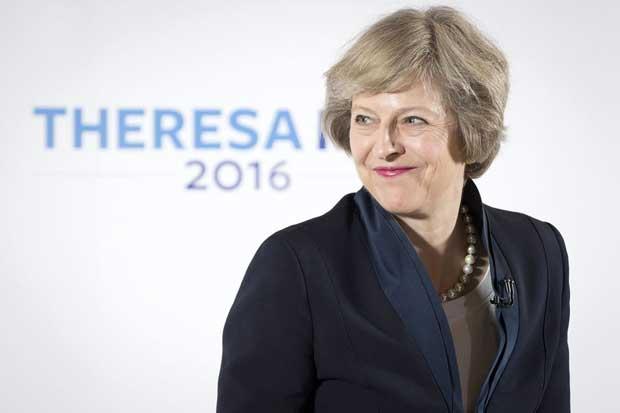 Theresa May reemplazaría a Cameron para liderar Reino Unido fuera de la UE