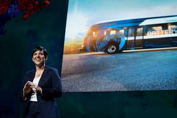 Proyecto tico sobre transporte eléctrico entre los 100 mejores en Francia