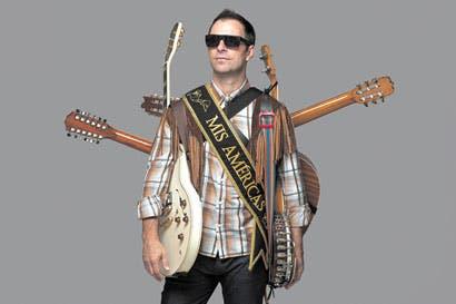 El rock de Kevin Johansen lo espera en Jazz Café