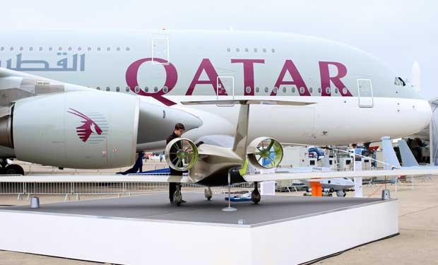 Qatar Airways comprará interés en mayor aerolínea de Sudamérica