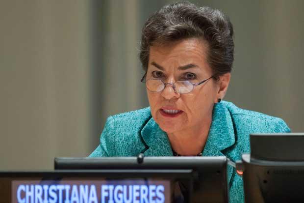 Christiana Figueres tendrá hoy su primer debate con candidatos para dirigir la ONU