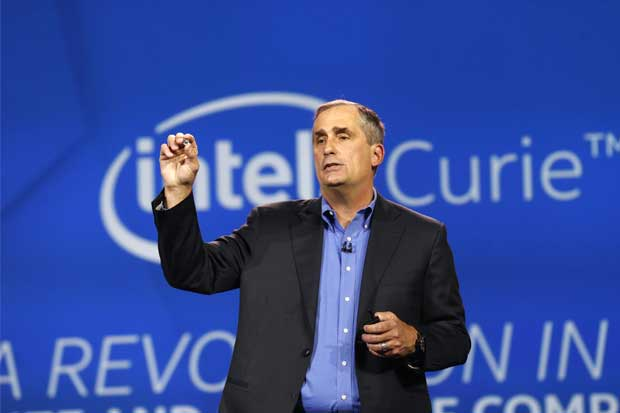CEO de Intel canceló evento de Trump cuando comenzó a recaudar fondos