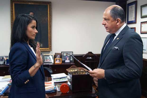 Nueva viceministra de transportes se compromete con sectorización y cobro electrónico