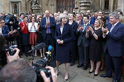 Inversores atentos a designación de Ministro de Hacienda en Reino Unido