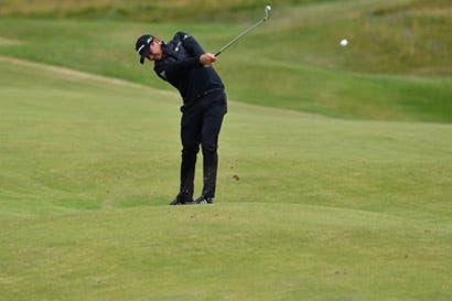Apetecido título de golf
