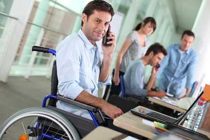 Más personas con discapacidad atenderán servicio 1193