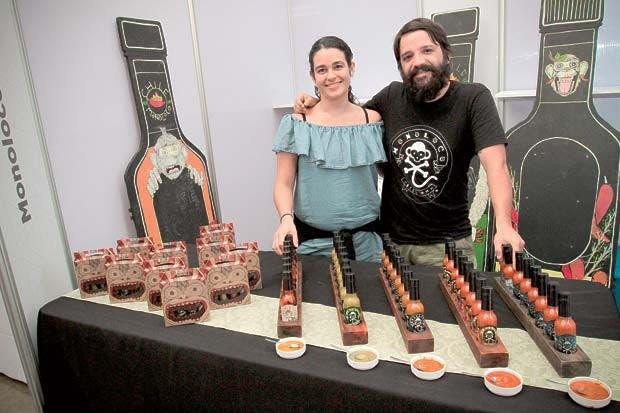 Mono Loco reinventa el sabor de las salsas picantes