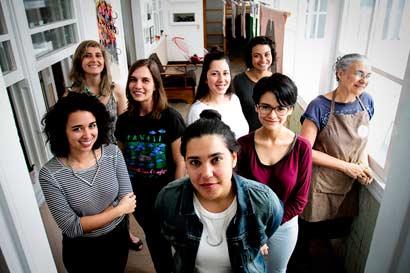 Iniciativa empodera a mujeres artistas