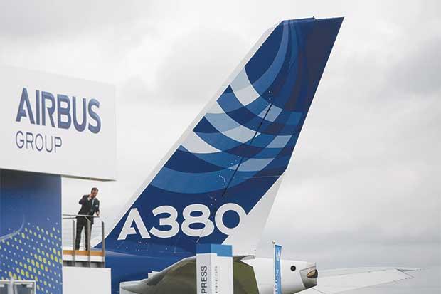 Recorte de Airbus A380 sería principio del fin del superjumbo