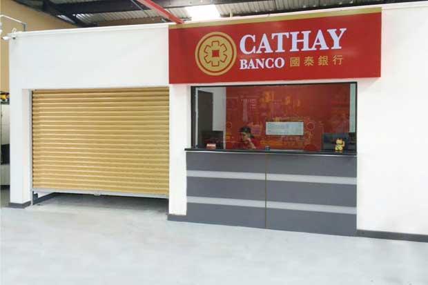Banco Cathay abrirá nueva oficina en Cartago