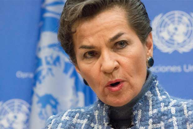 Christiana Figueres expuso su candidatura frente a la Asamblea General de la ONU