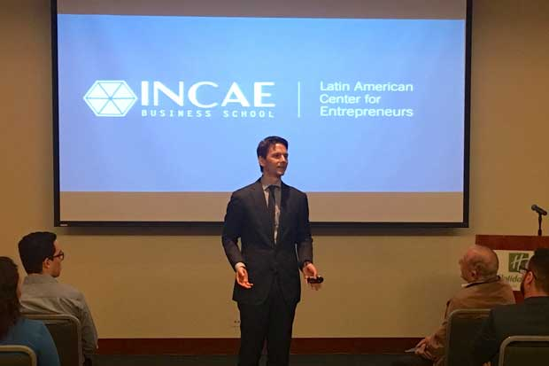 Incae abrirá su nuevo centro para emprendedores