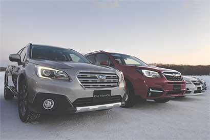 Subaru rompe récord en ventas y gana premios en seguridad