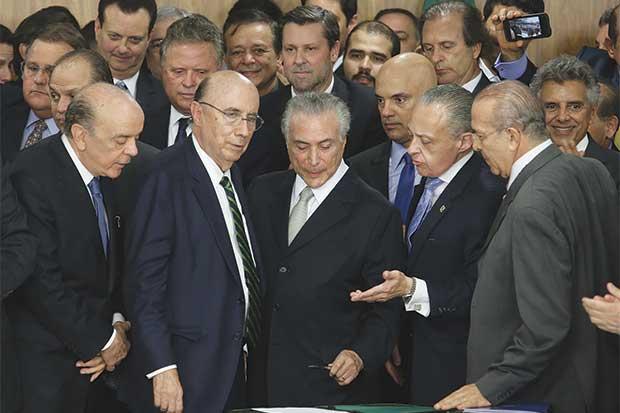 Nuevo presidente de Diputados en Brasil ayudaría con reformas