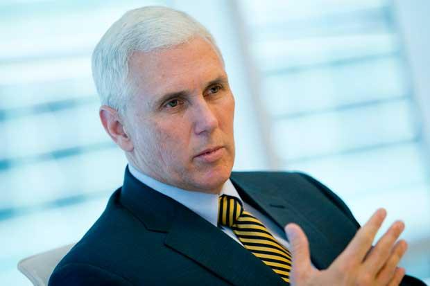 Donald Trump anunciará a Mike Pence como su vicepresidente