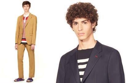 Tommy Hilfiger presenta su nueva colección masculina