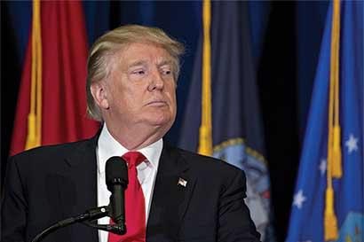 Postura de Trump contra libre comercio tiene raíces republicanas