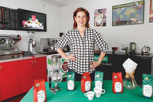 Kaba Coffee Center, de pyme a escuela de barismo