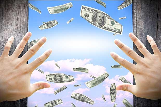 Hacienda recibe buena cantidad de dólares, que afectarán tipo de cambio
