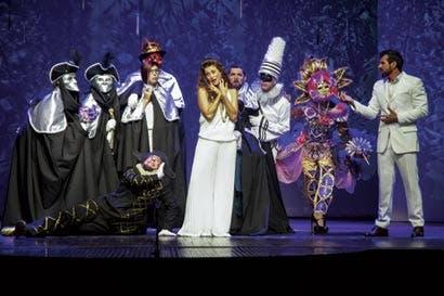"""Obra """"El mercader de Venecia"""" llega al Teatro Auditorio Nacional"""