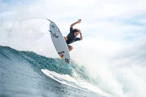 Costa Rica presentó su equipo para el Mundial de Surf