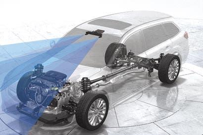 """Subaru incorporaría cámara """"eyesight"""" a flotilla nacional"""