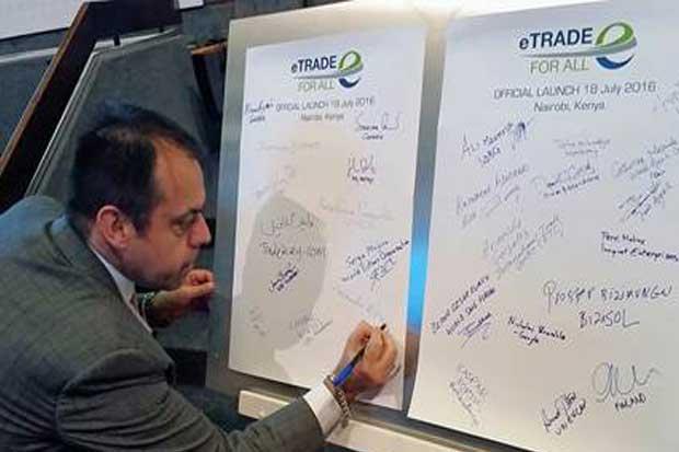 Iniciativa de la ONU impulsará comercio electrónico en el país