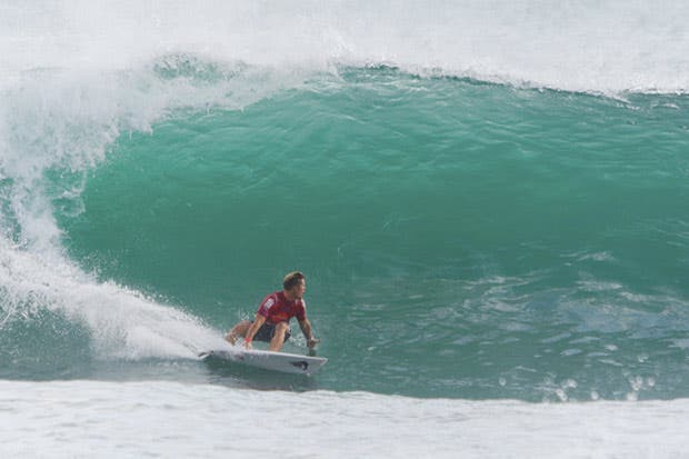 Las cartas ticas para el Mundial de Surf