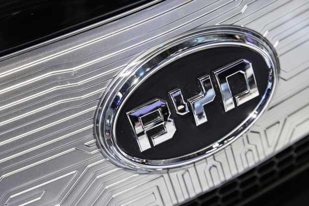 Samsung compró participación de $449 millones en BYD