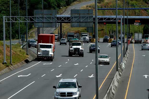 Ruta 27 tendrá carril reversible próximo lunes