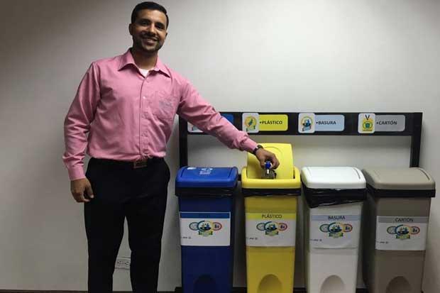Nestlé recicló 3 mil kilogramos mensuales durante el 2015