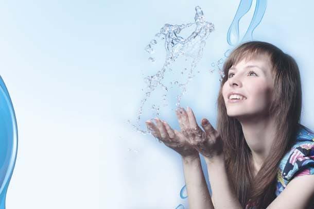 Un sello para el agua