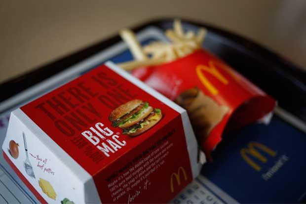McDonald's deja de vender Big Mac en Venezuela por escasez de pan