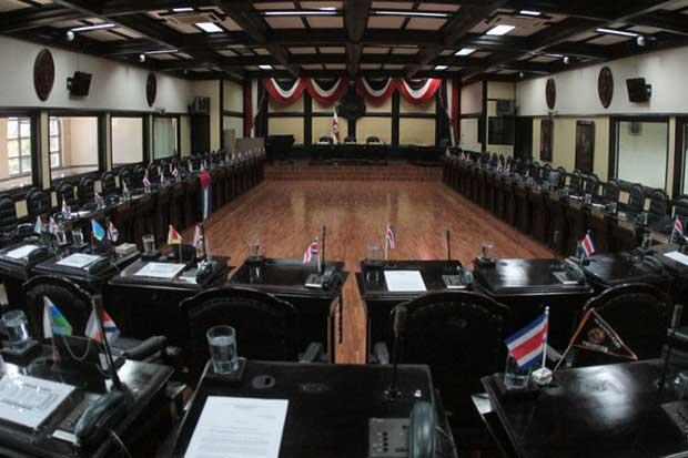 Diputados recortan unos ¢25 mil millones en presupuesto
