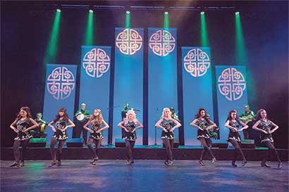 """Celtic Legends"" ofrecerá un show energizante"