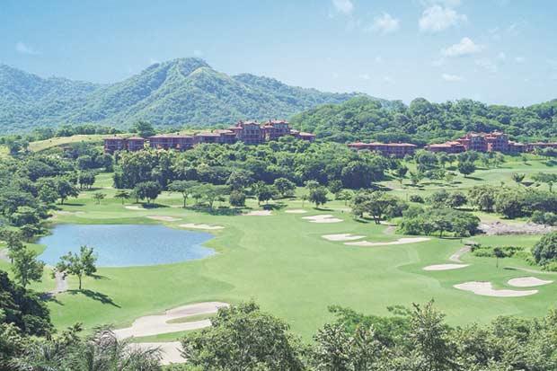 Tres campos guanacastecos retan a los golfistas