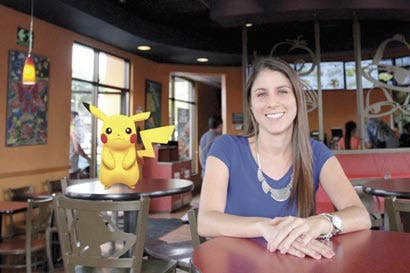 ¿Pokémon GO para impulsar mi negocio?